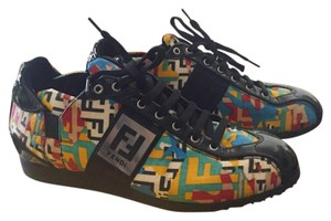 Fendi Multi color Athletic