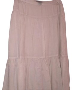 Banana Republic Skirt Light tan