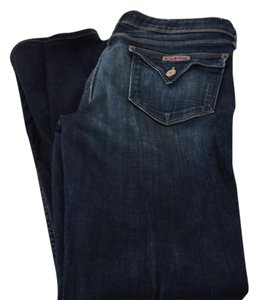 Hudson Jeans Boot Cut Pants Blue