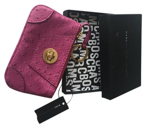 Marc Jacobs Wristlet Pink Clutch