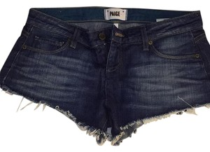 Paige Denim Mini/Short Shorts