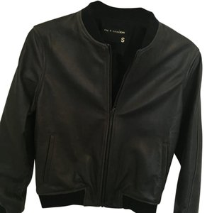 Rag & Bone Dark brown Leather Jacket