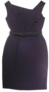 Max and Cleo Audrey Hepburn Classy Professional Belted Dress