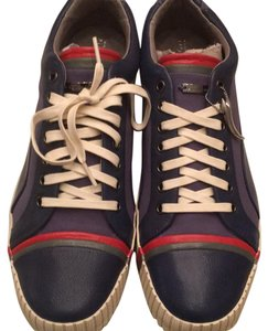 Alexander McQueen Blue indigo Athletic