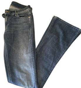 Mother Boot Cut Jeans
