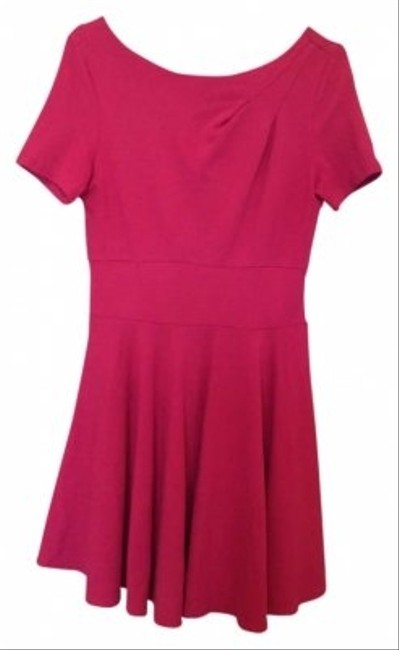 ASOS short dress Red Skater on Tradesy