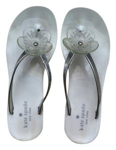 Kate Spade Slippers White Sandals