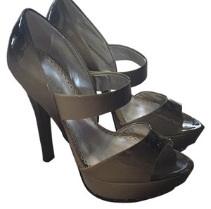 bebe Grey, Black Platforms