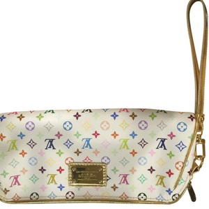 Louis Vuitton Multi Color Clutch