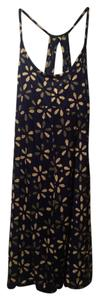 Patagonia short dress Blue, patterned on Tradesy