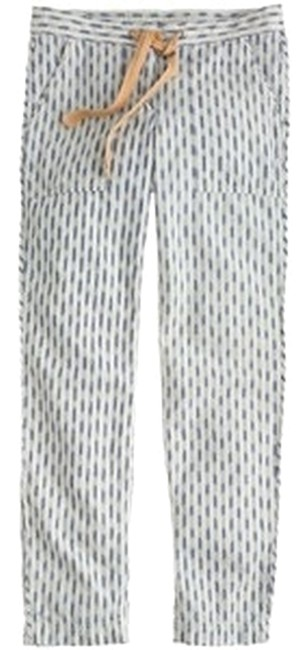 Preload https://img-static.tradesy.com/item/1638905/jcrew-blue-bead-arrow-ikat-pull-on-relaxed-fit-pants-size-00-xxs-24-0-0-650-650.jpg