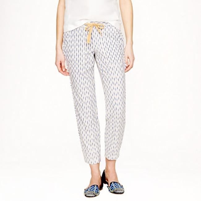 J.Crew Relaxed Pants Blue Bead Image 1