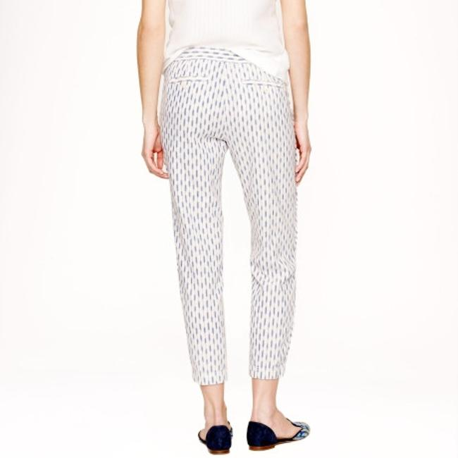 J.Crew Relaxed Pants Blue Bead Image 2