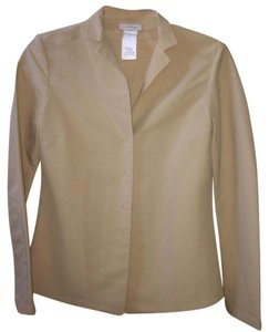 Burberry Propsum Button Down Shirt Tan