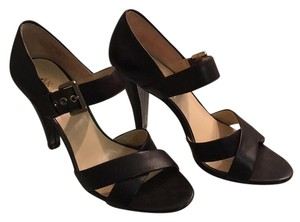 AK Anne Klein Dark Brown Pumps