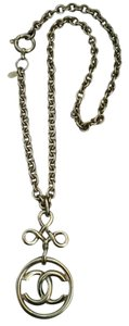 Chanel VINTAGE CHANEL NECKLACE, CHAIN AND LOGO