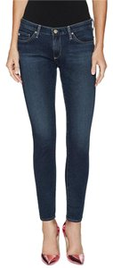 AG Adriano Goldschmied Jeggings-Dark Rinse