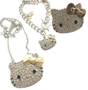 Sanrio Hello Kitty matching necklace, ring, bracelet. free shipping