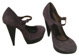 Marni Dark grey Platforms