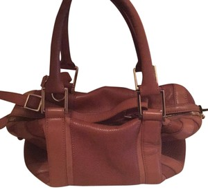 Ted Baker Satchel in Brown