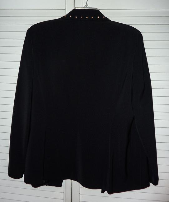 Other Top Black with gold brads