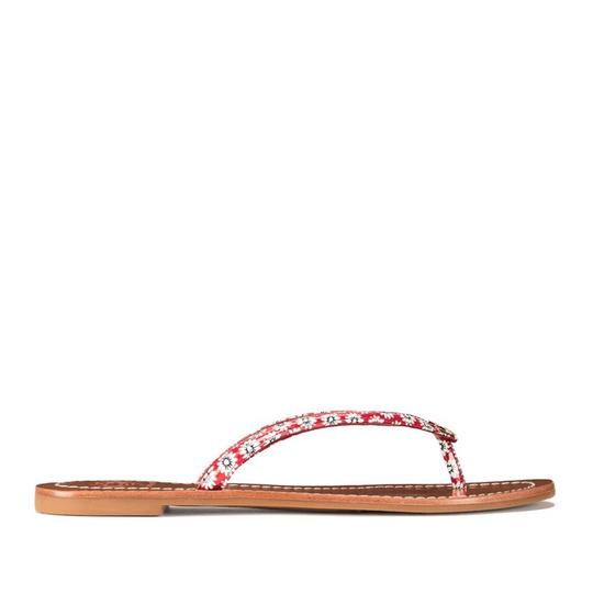 Tory Burch PRIMROSE / NANTUCKET RED Sandals Image 1