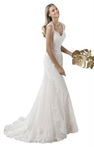 Pronovias Pronovias Laren Wedding Dress
