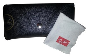 Ray-Ban Sunglass Case and Cloth Only