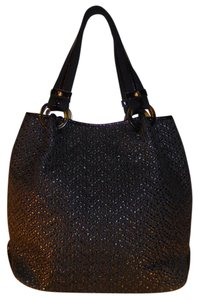 Coldwater Creek Tote in black