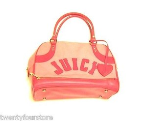 Juicy Couture Older Bowler Travel Bag