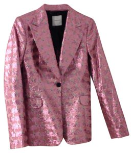 CoSTUME NATIONAL Pink Blazer