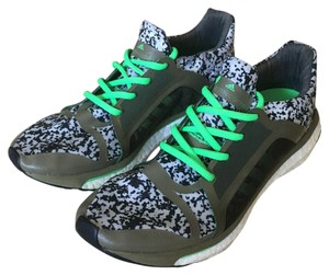 adidas By Stella McCartney Multi/ olive with blk&wht pattern Athletic