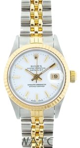 Rolex LADIES ROLEX DATEJUST WATCH WITH ROLEX BOX & APPRAISAL