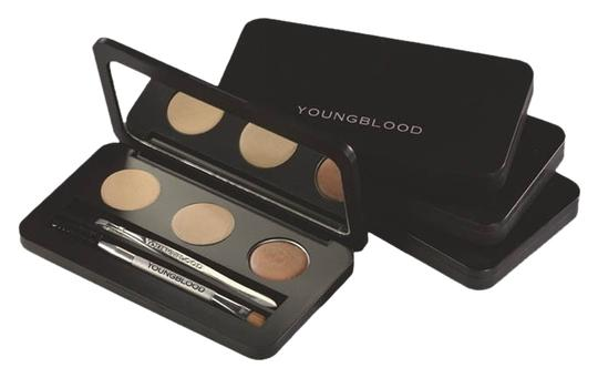 Young blood Youngblood Brow Artiste Kit-( Brunette) Ideal for an on-the-go brow fix