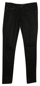 2.1 Denim Cotton Machine Washable Skinny Pants Dark grey