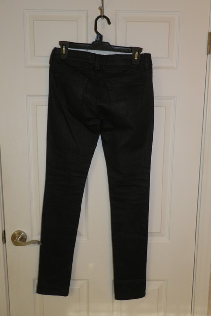 2.1 Denim Machine Washable Skinny Pants Dark grey