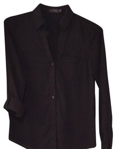 The Limited Button Down Shirt Black
