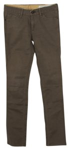 Rag & Bone Leg & & Straight Pants Brown