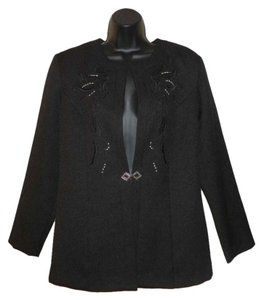 Sara Morgan Jacket Black Blazer