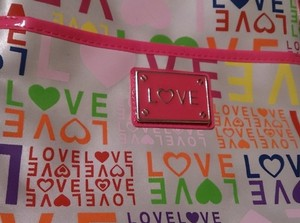 Love Culture Bubblegum Pink Hearts Lovers Tradesy Cross Body Bag