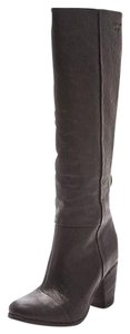 Rag & Bone Knee High Black Boots