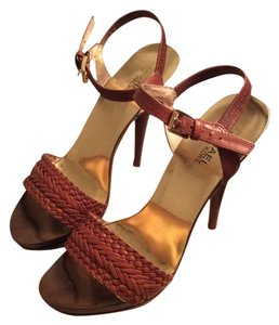 MICHAEL Michael Kors Heels Tobacco brown Platforms