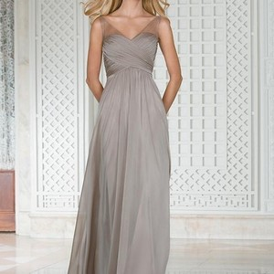 Belsoie Taupe Dress