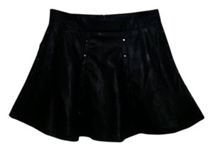 Zara Bell Skirt Black
