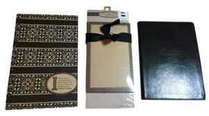 Other Scripture Pads and Journal Set; Parchment & Black - MissSundayBest