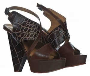 Fernando Pires brown Sandals
