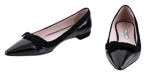 Prada Pointy Toe black Flats