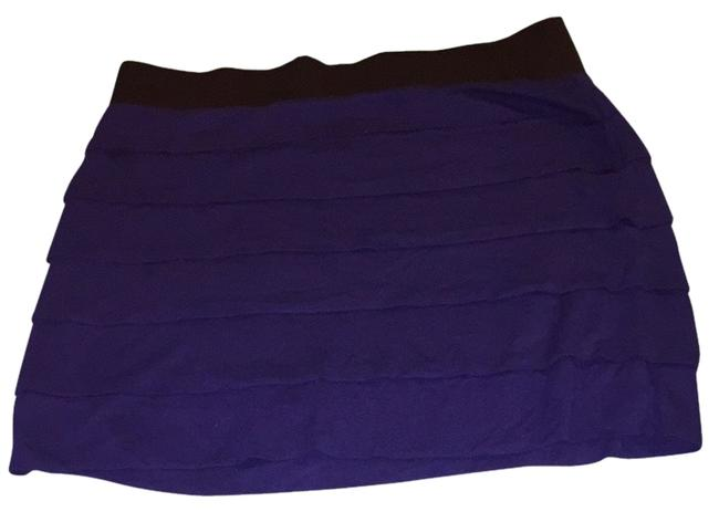 Express Skirt Royal Blue