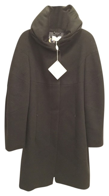 Emilio Pucci Cashmere Wool Trench Coat