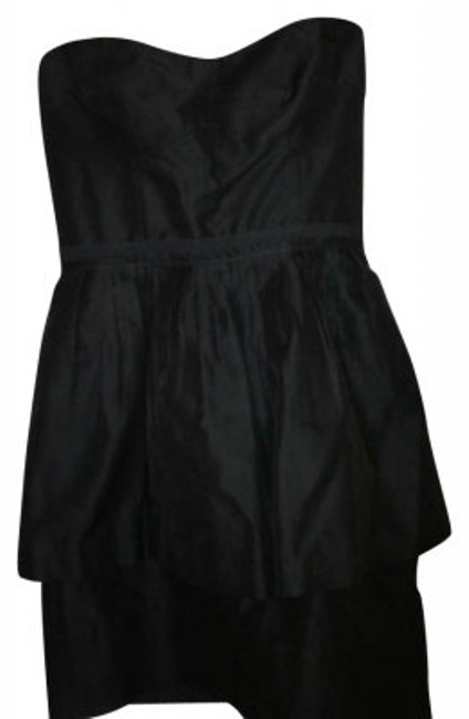 Preload https://item2.tradesy.com/images/jcrew-black-bridesmaid-strapless-above-knee-cocktail-dress-size-4-s-164031-0-0.jpg?width=400&height=650